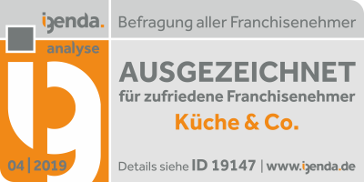 Küche&Co | igenda FRANCHISE VERBUNDGRUPPEN